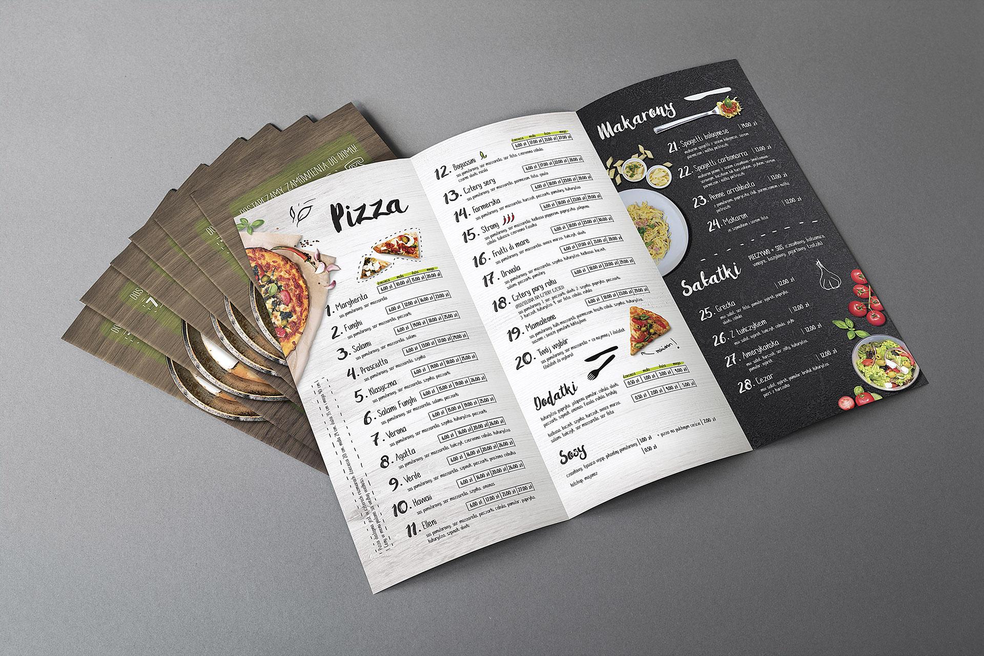 Mamaleone dostawa pizzy