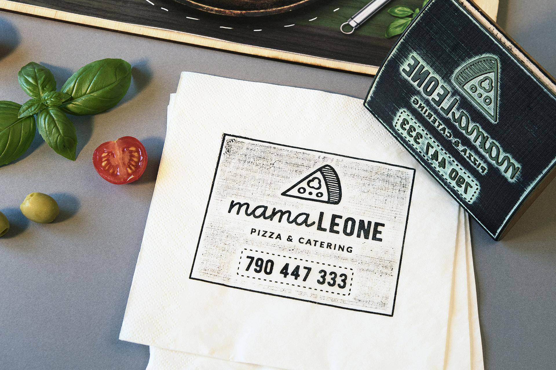 Mamaleone pizza i catering kontakt