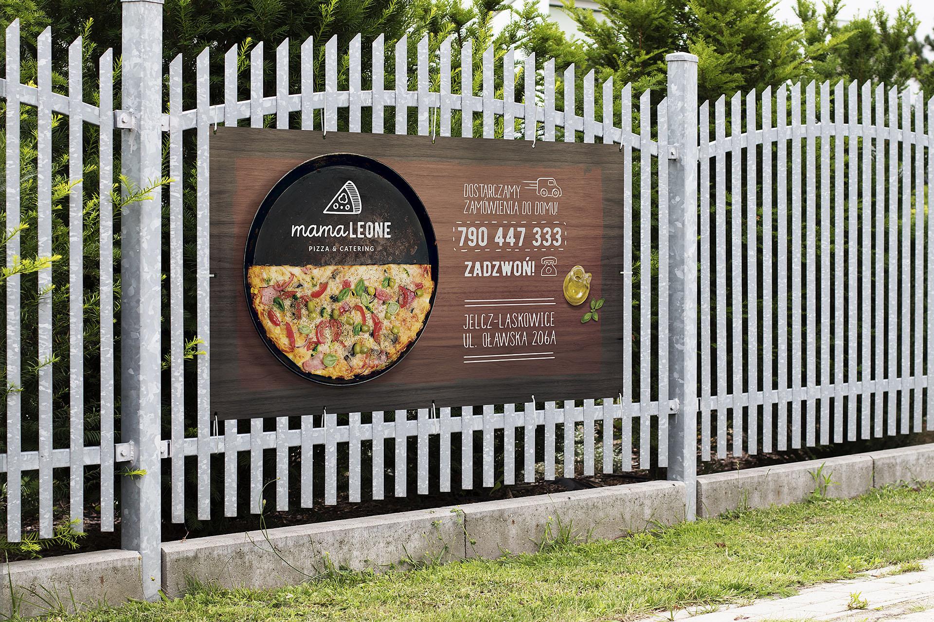 Pizzeria Mamaleone baner