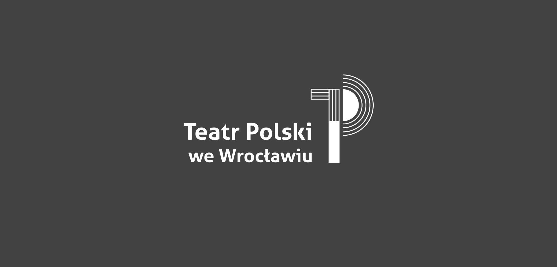 Teatr Polski we Wrocławiu Logo
